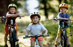 Kinder-Fahrräder