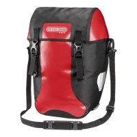 ORTLIEB Bike-Packer Classic - red - black