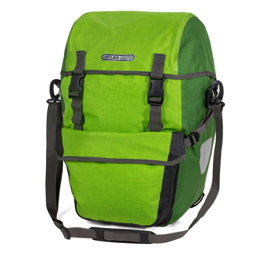 ORTLIEB Bike-Packer Plus - lime - moss green